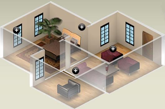 Virtual Interior Design