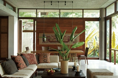 A Balinese Home Draws On A Tourist Industry Success Home Design Find